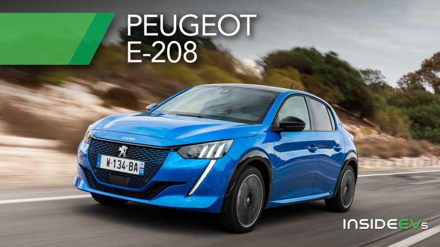 Já dirigimos: Peugeot e-208, a versão 100% elétrica do novo hatch
