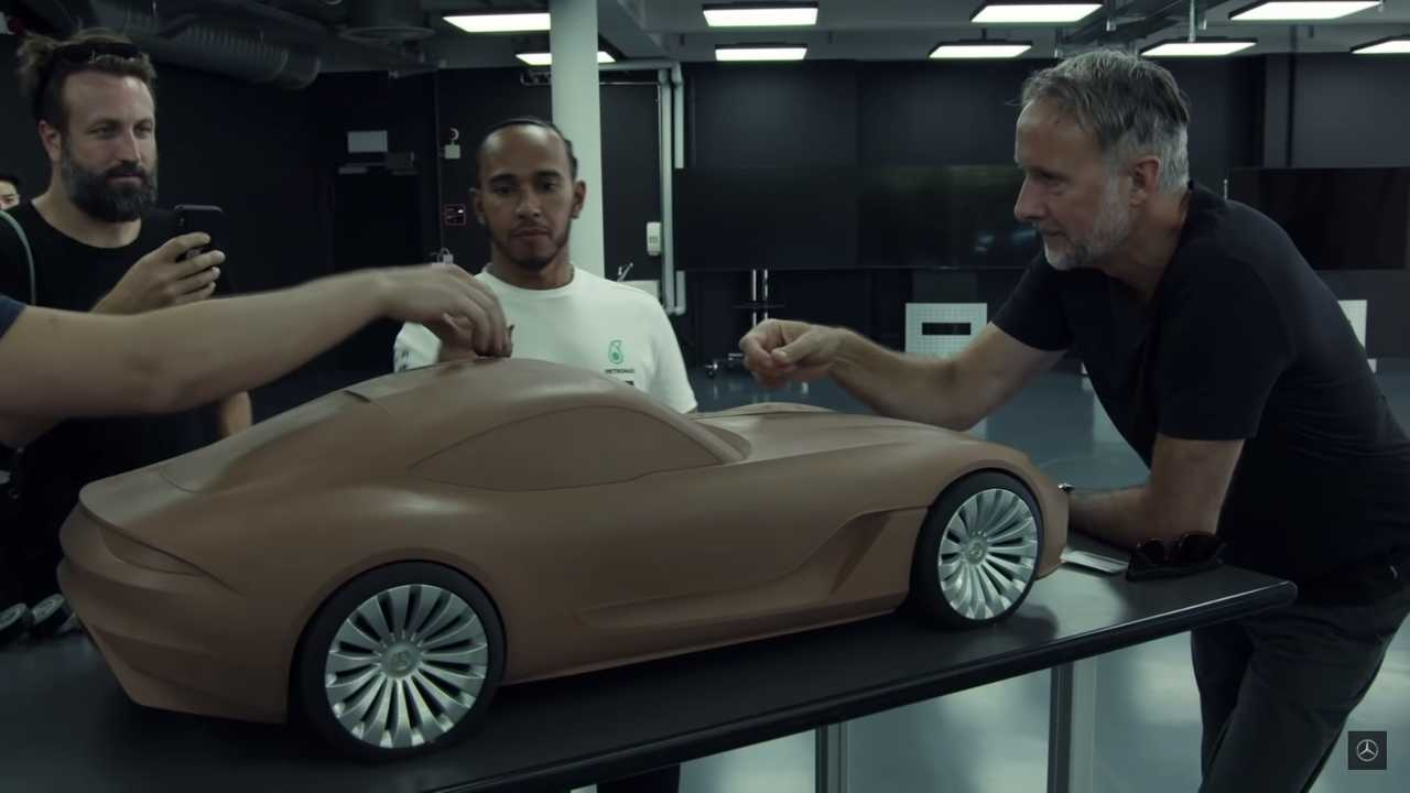 Prototype Mercedes