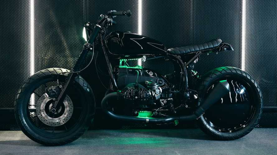 Custom 1984 BMW R80 RT Inspired By Science Fiction