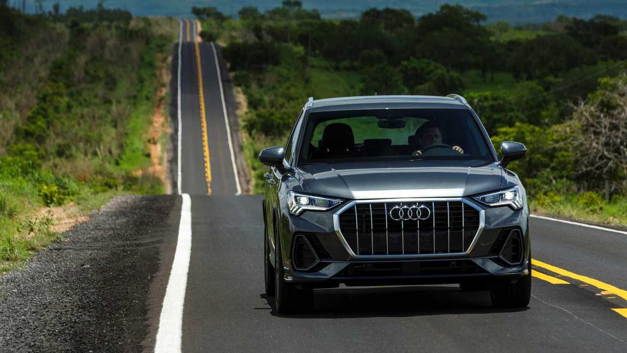 Primeiras Impressoes Audi Q3 2020 Evolui E Ganha Toques De Q8