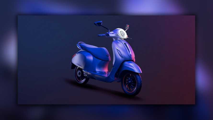 Electric Scooters Are First On Bajaj And KTM's 2022 To-Do List