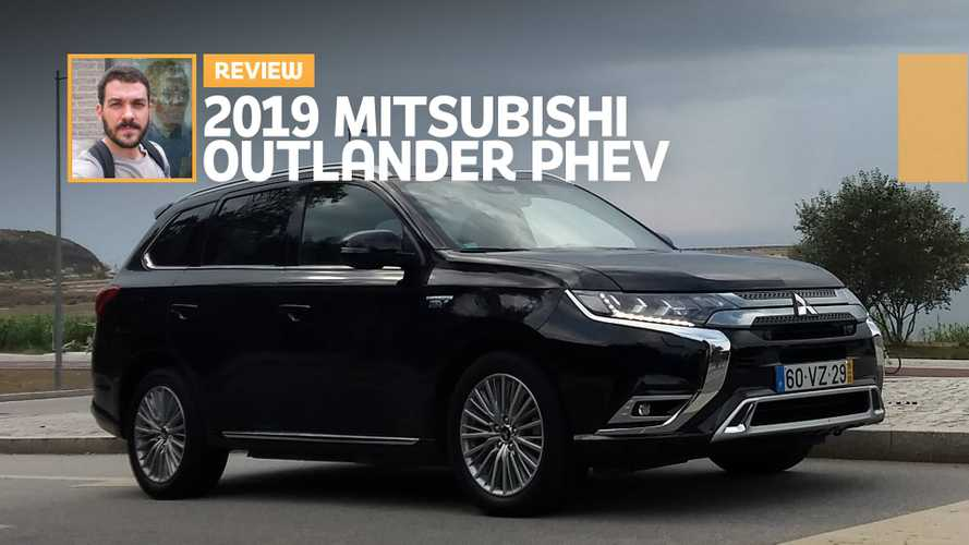 2019 Mitsubishi Outlander PHEV First Drive: A Shocking Bargain