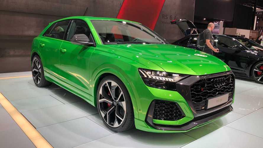 Audi RS Q8 é mostrado como concorrente do Lamborghini Urus