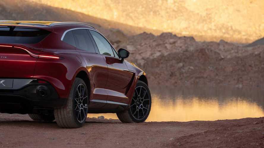 Aston Martin lanzará un DBX coupé y una versión de siete plazas