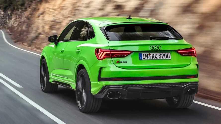 Audi RS Q3 Sportback 2019
