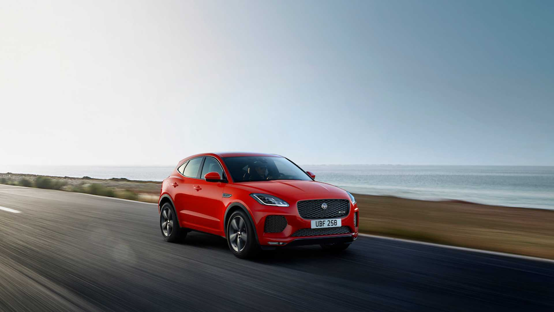 Jaguar E-Pace Checkered Flag Edition Joins Lineup For 2020