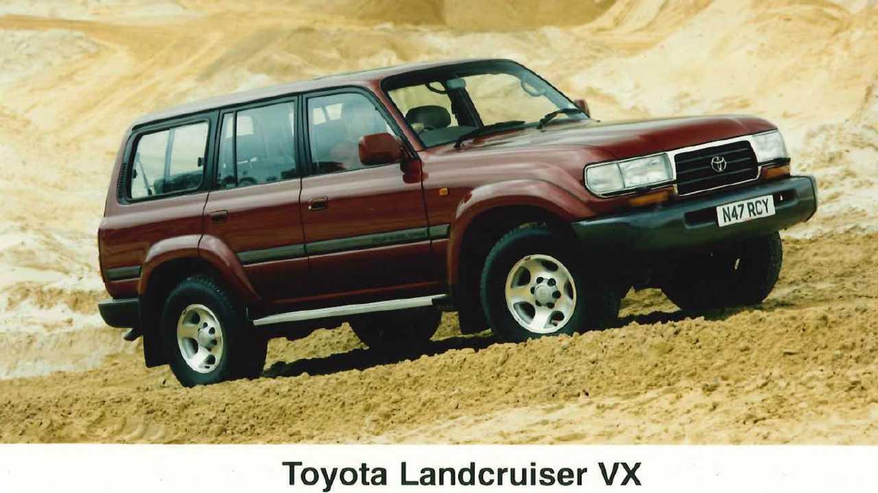 Kelebihan Land Cruiser Vx Top Model Tahun Ini