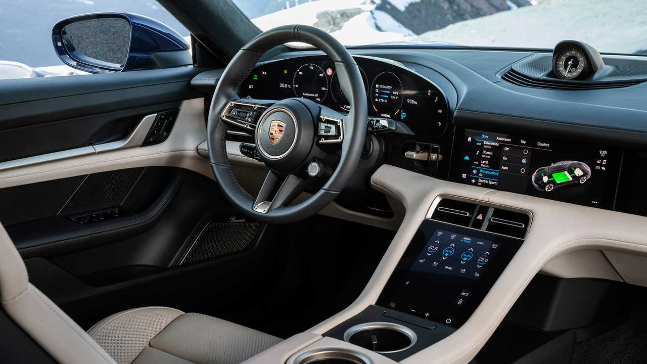 Porsche Taycan Starts At 150 900 Most Expensive Is 241 500
