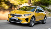 kia xceed 2019 im test
