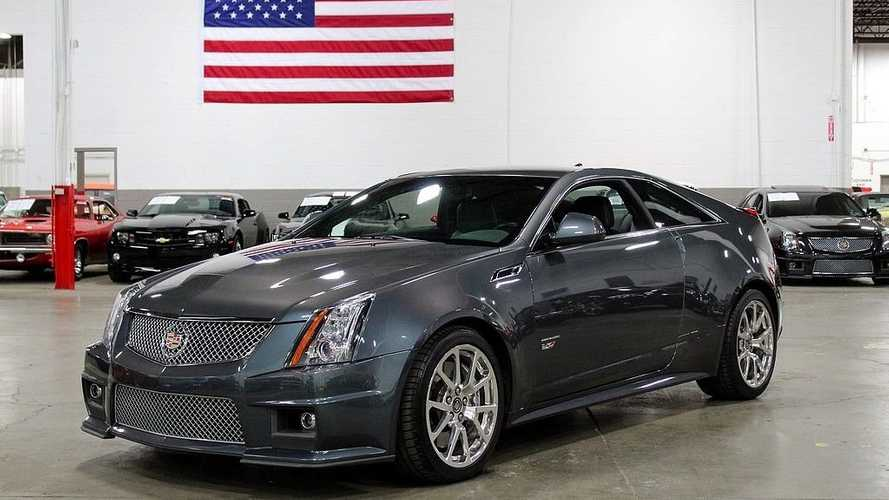 Own This 2011 Cadillac CTS-V Full Of Supercharged Goodness