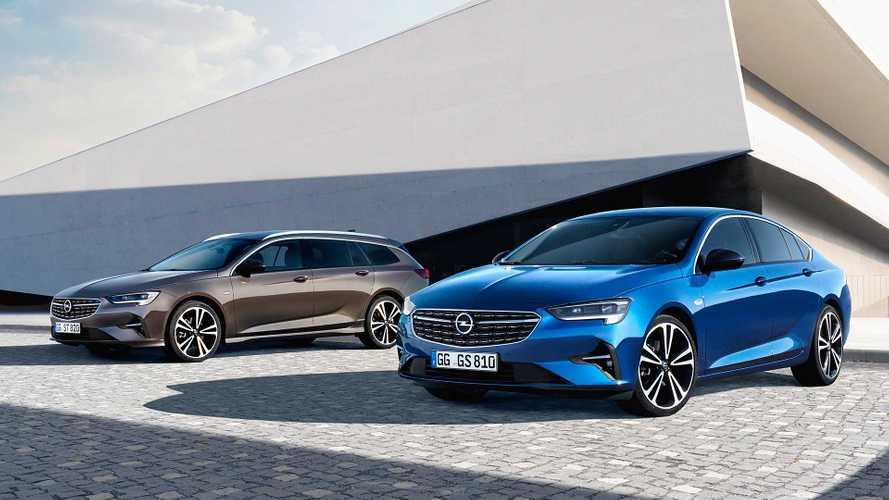 "168 ""глаз"": как обновили Opel Insignia"