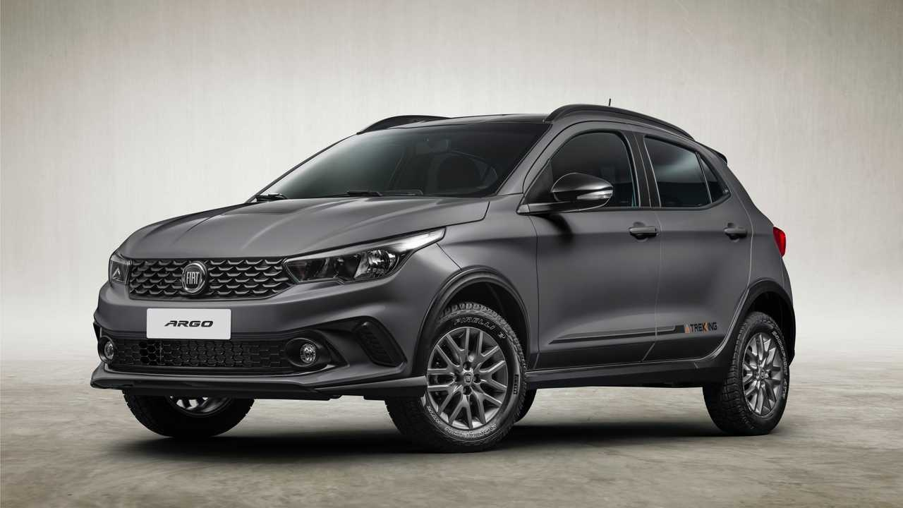 Fiat Argo Trekking 1.8 AT