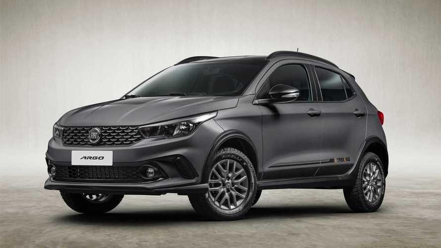 Fiat Argo Trekking ganha motor 1.8 e câmbio automático por R$ 68.990