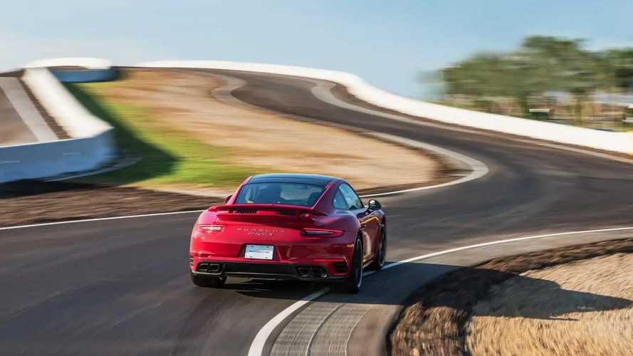 Curso de pilotagem Porsche
