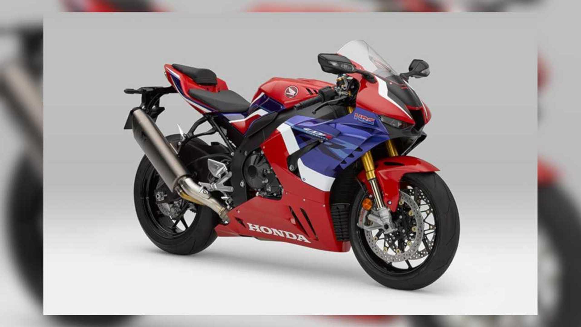 This Is The 2020 Honda CBR1000RR-R Fireblade And Fireblade SP