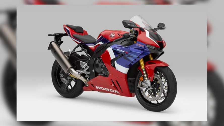 This Is The 2020 Honda CBR1000RR-R Fireblade And Fireblade SP