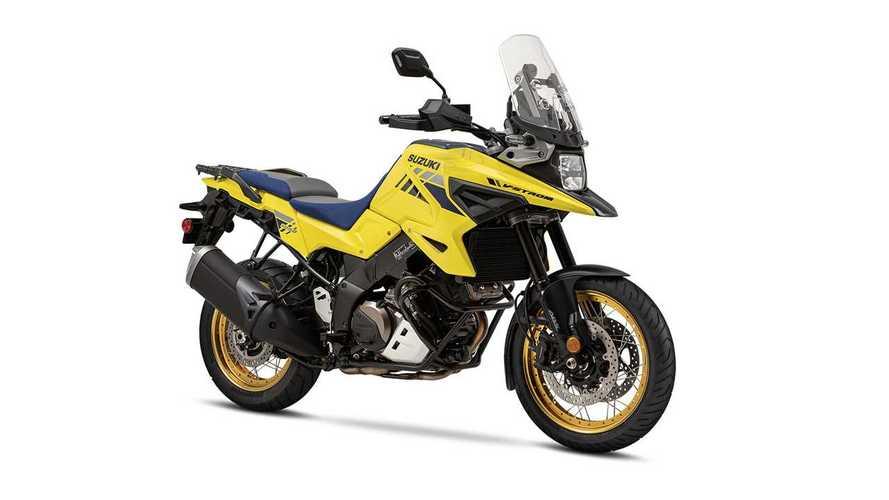 Segredo: Nova Suzuki V-Strom 1050 é registrada no Brasil e deve chegar em breve