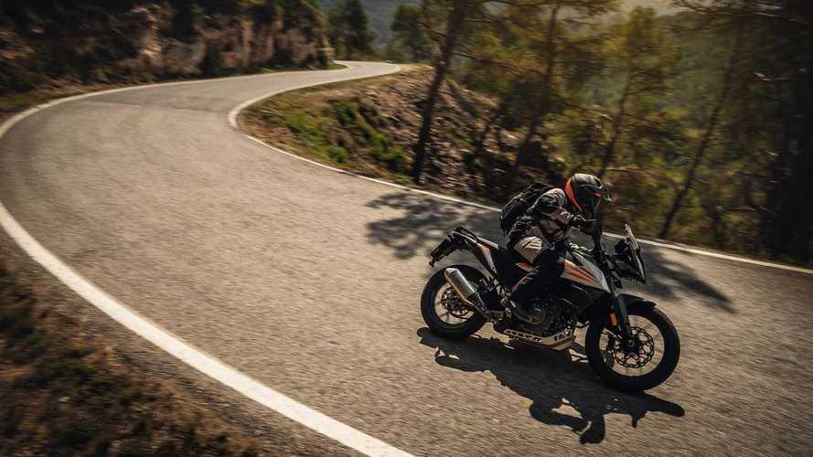 Nova KTM 390 Adventure 2020