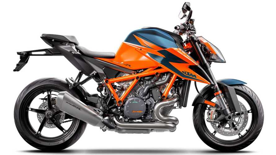 KTM Unleashes The New 1290 Super Duke R At EICMA 2019