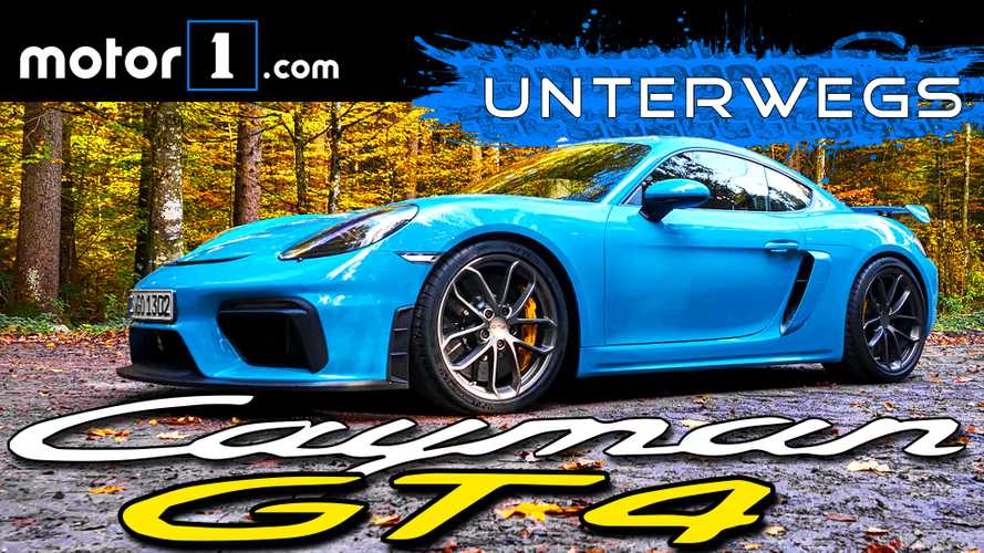 Video: Porsche 718 Cayman GT4 im Test | Bester Sportwagen aller Zeiten?
