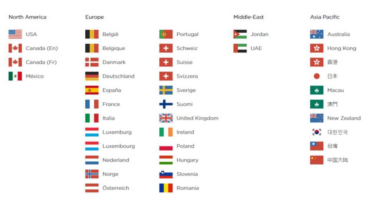 Tesla Expands Car Sales To Poland, Hungary, Romania And Slovenia