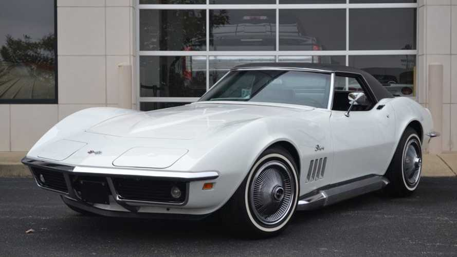 Own A 1969 Chevy Corvette With Only 11K Original  Miles