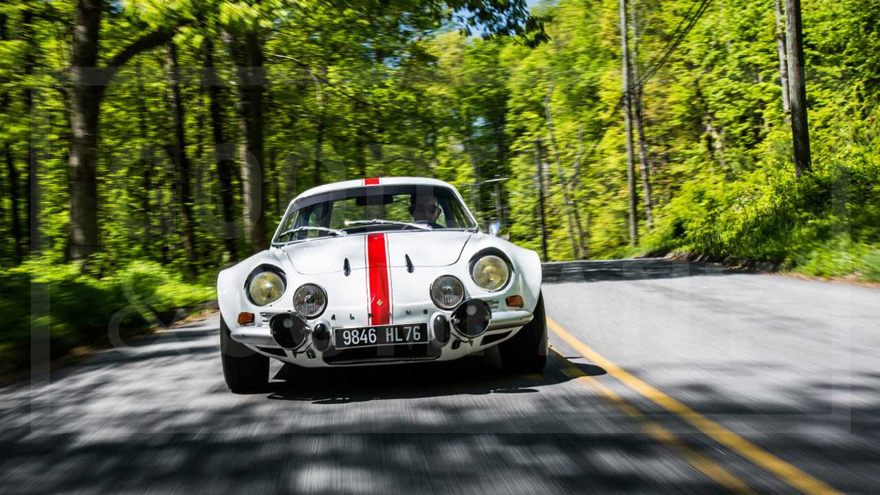 For $220K, This 1973 Renault Alpine A110 1600S Could Be Yours