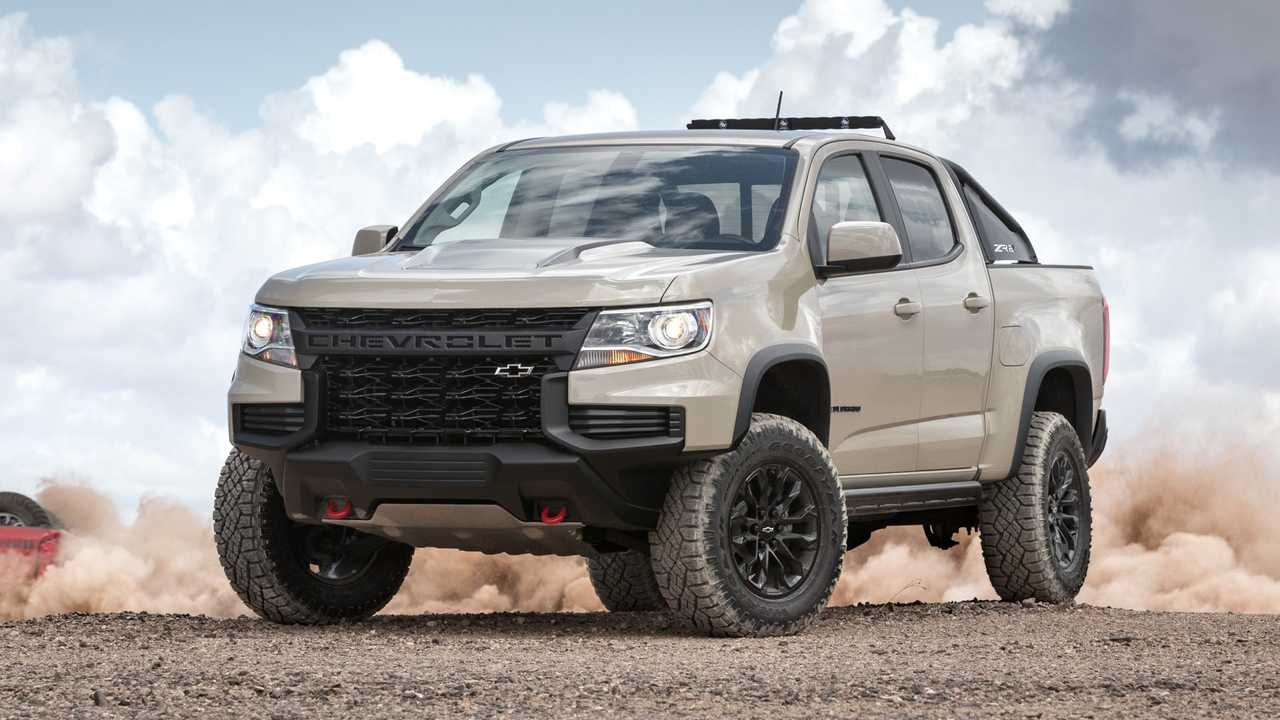 Chevrolet Colorado ZR2 2021