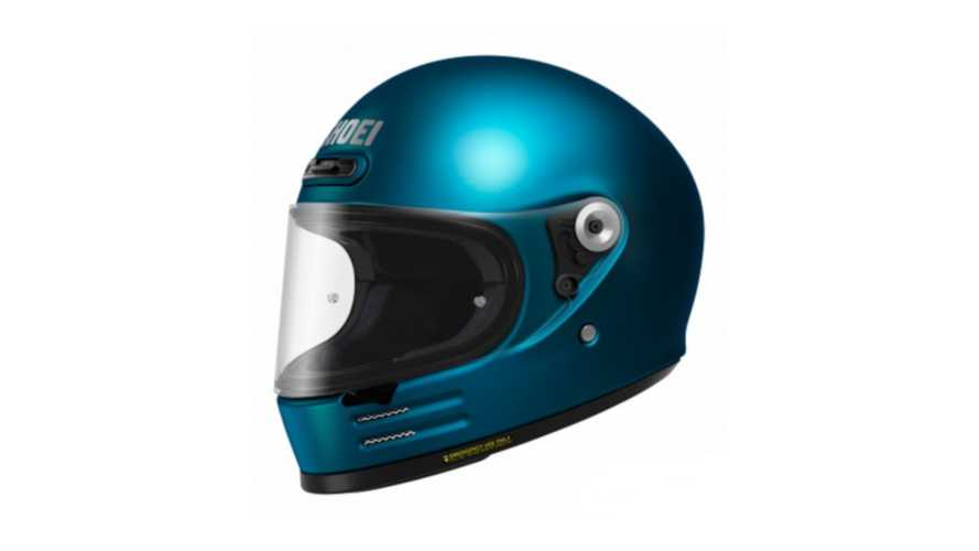 Shoei Glamster Helmet Goes Retro In The Most Pleasing Way