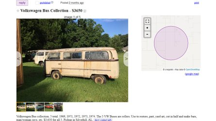 Check out this volkswagen bus starter collection