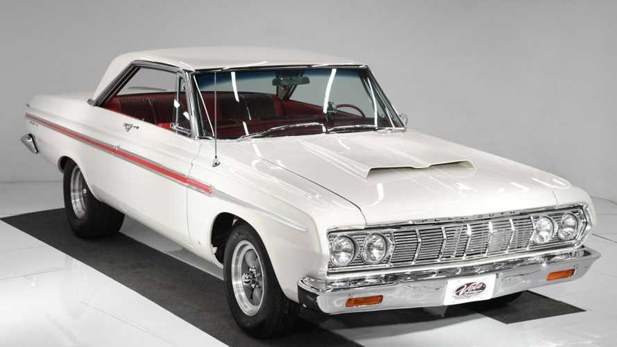 Perfect 1964 Plymouth Fury Combines Beauty And Brawn