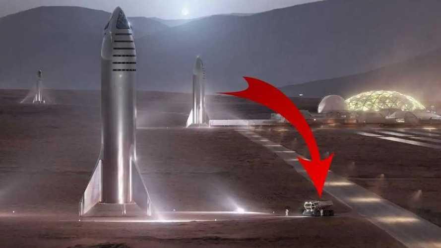 Est-ce que cette image révèle le Tesla pick-up ?