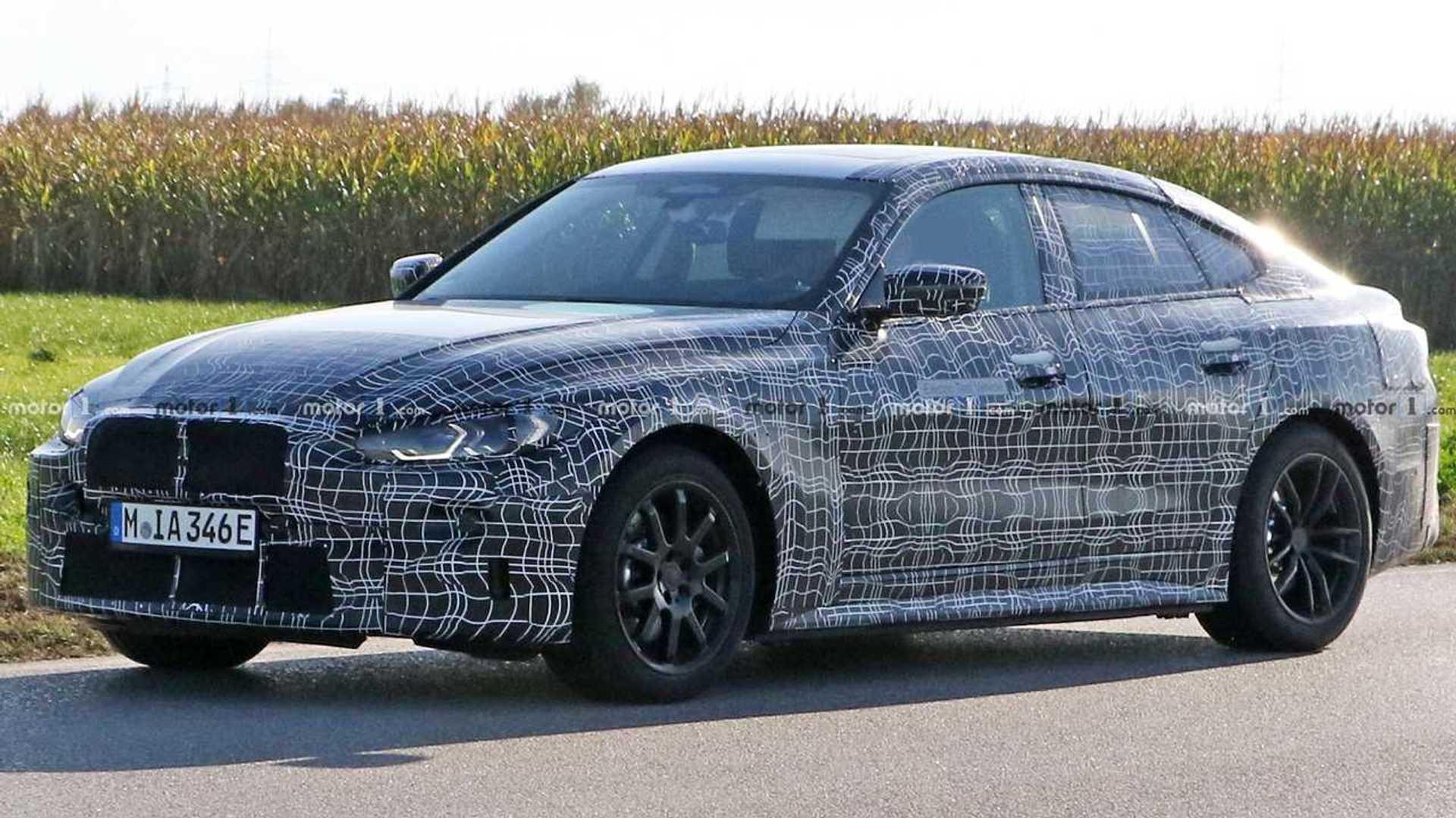 2021 BMW i4 82