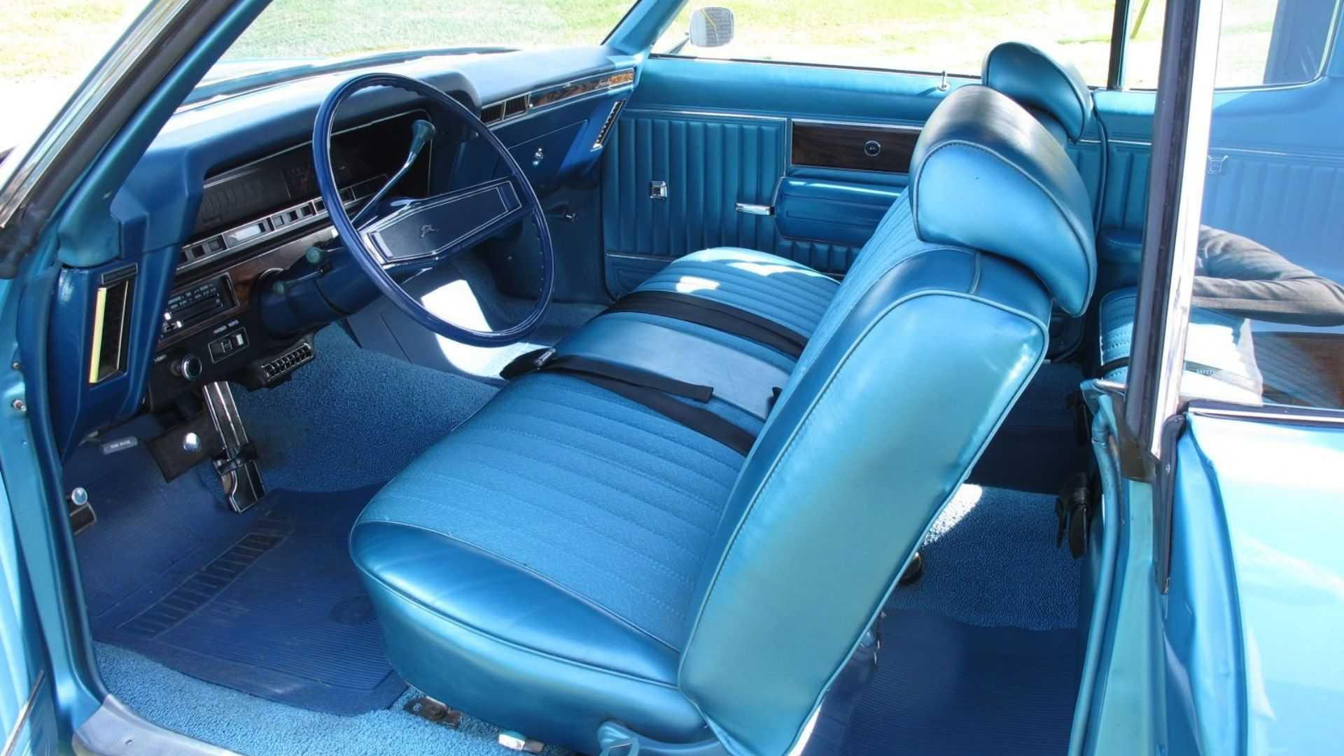 "[""Turn The Key In This 1969 Chevy Impala""]"