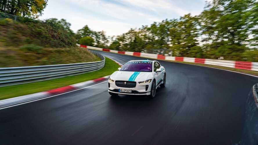 Jaguar I-Pace Nürburgring  Ring Taxi