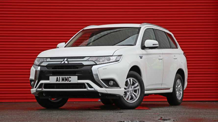 Mitsubishi Outlander PHEV Reflex Commercial