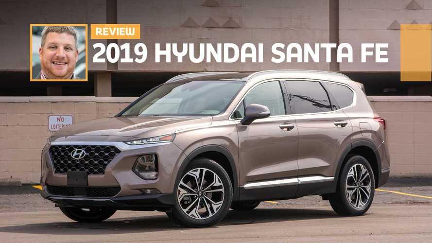 2019 Hyundai Santa Fe Ultimate Review: Mainstream Character, Flagship Content