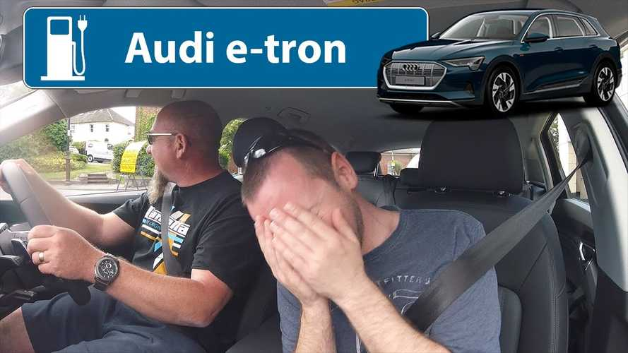 Is The Audi E-Tron A Good Car But A Bad EV?