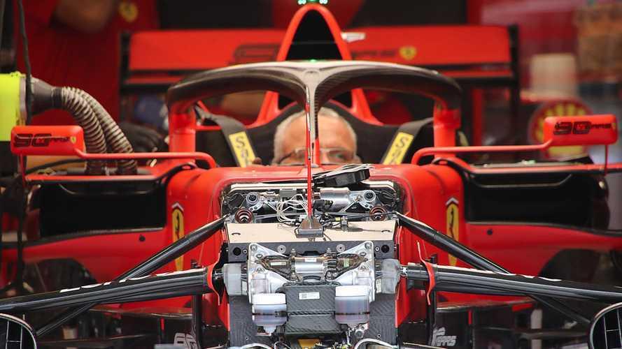 F1, Ferrari: si lavora anche sul terzo elemento della sospensione