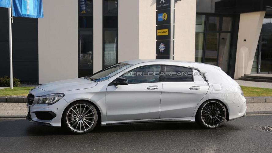 Mercedes Cla 45 Amg For Sale >> Cla 45 Amg Shooting Brake News And Reviews Motor1 Com