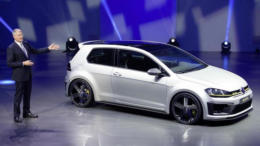 La future Volkswagen Golf R n'aura pas de mode drift
