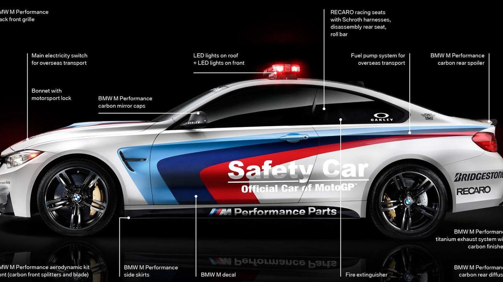 Bmw M4 Coupe Motogp Safety Car 728219