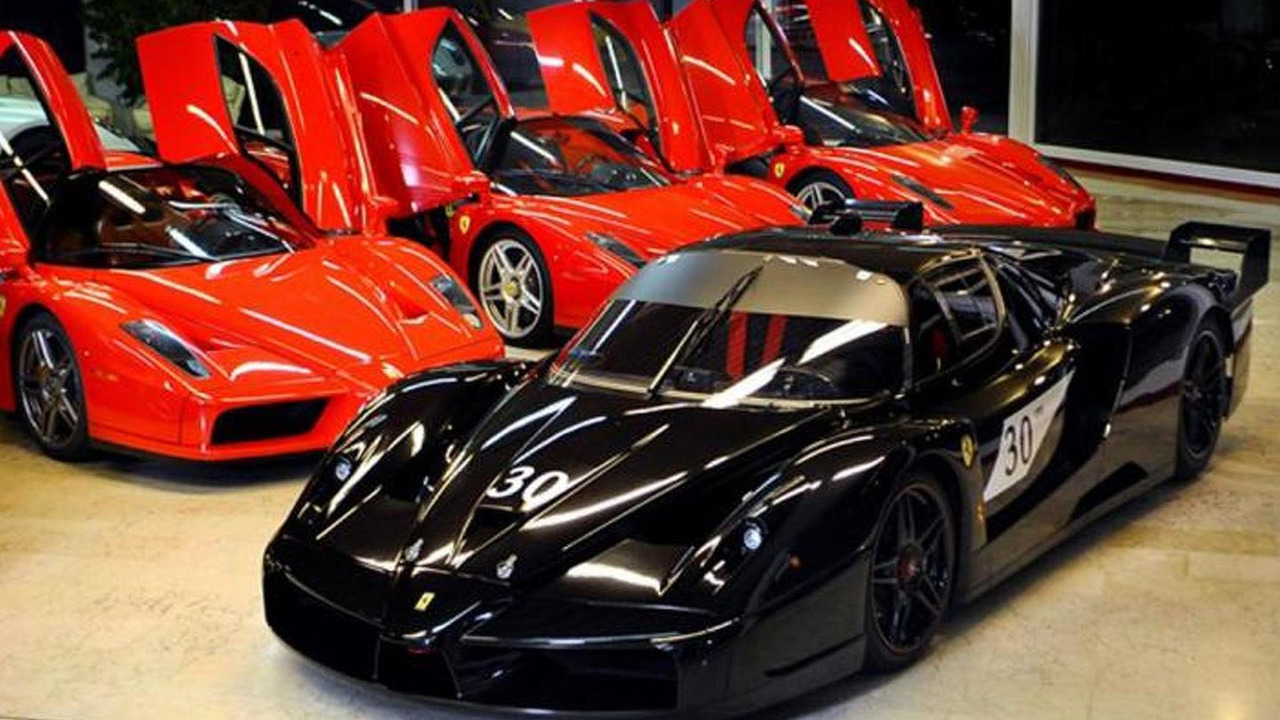 Ferrari FXX ex Michael Schumacher