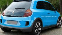 2014 Renault Twingo render 21.06.2013