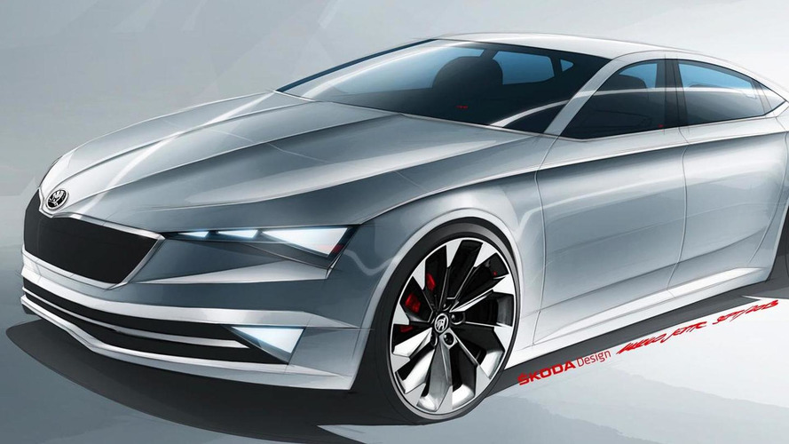 Skoda VisionC concept heading to Geneva, previews Octavia CC