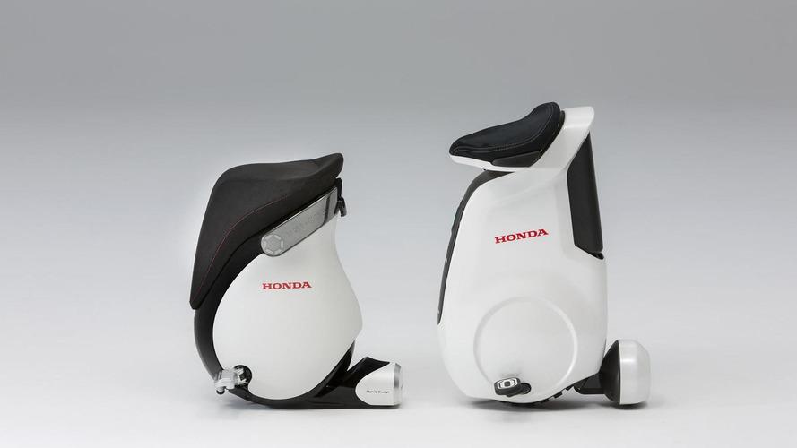 Honda UNI-CUB updated for Tokyo Motor Show