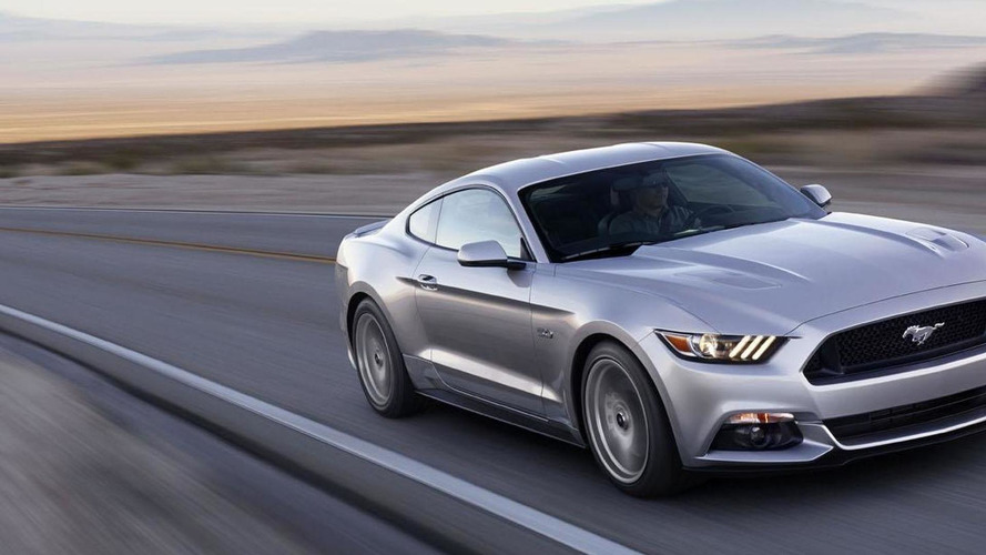 Ford considering diesel, hybrid and electric versions of the new Mustang