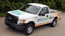 2014 Ford F-150 CNG 31.07.2013