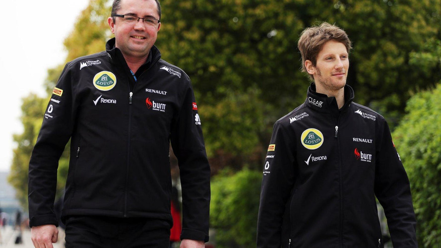 Grosjean future safe despite Boullier exit