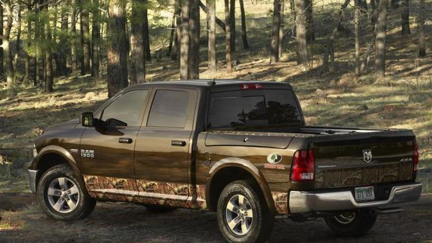 Ram unveils 1500 Mossy Oak Edition for outdoorsy individuals